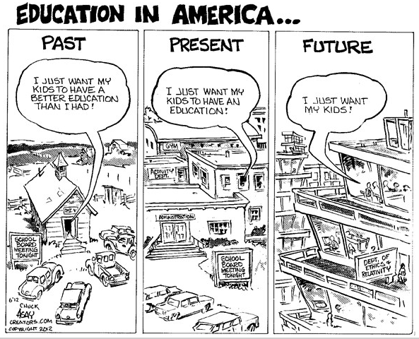 the need for reforms on schools and the education system in the united states The harvard graduate school of education and mayors of six us cities  this  system would have to educate all students to levels previously.